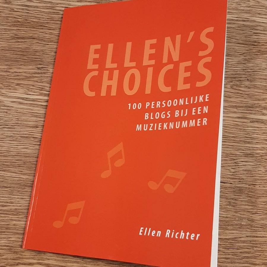 Ellen's Choices bundel cover